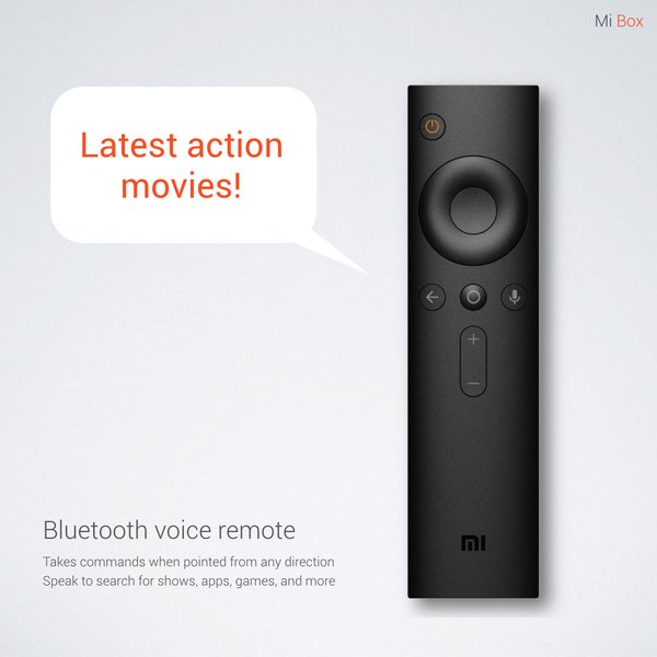 Xiaomi-Mi-TV-Box Remote Control